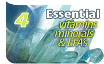 Essential Vitamins and Minerals
